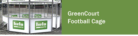 GreenCourt Football-Cage
