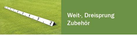 Weitsprung- / Dreisprung -zubehoer