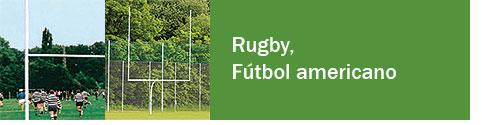 Rugby, Fútbol americano