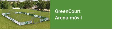 GreenCourt - Arena móvil