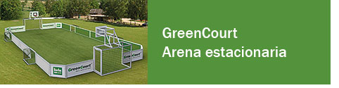 GreenCourt - Arena estacionaria