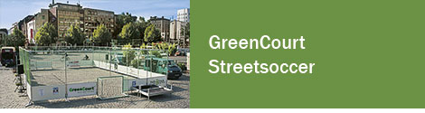 GreenCourt - Streetsoccer
