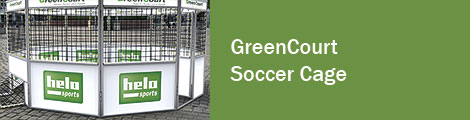 GreenCourt - Soccer Cage