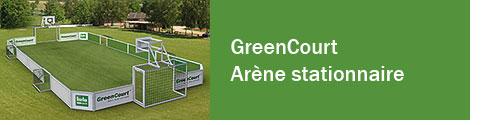 GreenCourt - Arène stationnaire