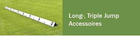 Long- / Triple-Jump Accessoires