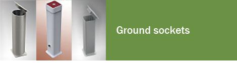 Ground sockets