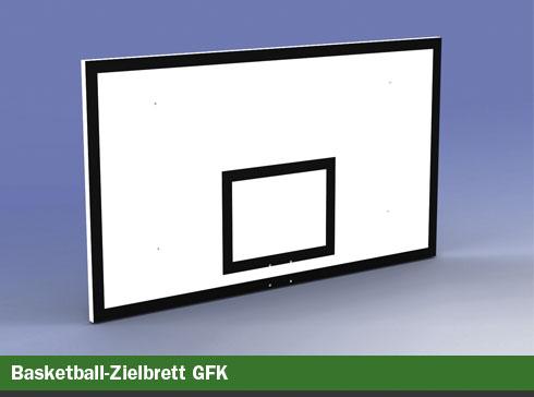 Basketball-Zielbrett GFK