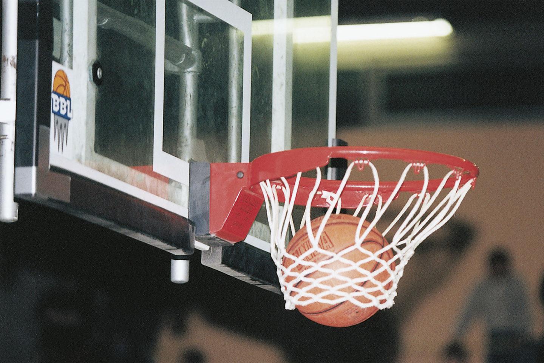 Basketballkorb abklappbar ab ca. 105 Kg