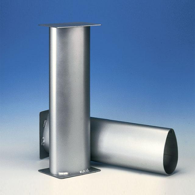 Deckel für Standard-Bodenhülsen für Einmastanlage