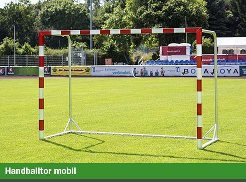 Handballtore mobil