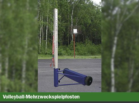 Volleyball-Mehrzweckpfosten