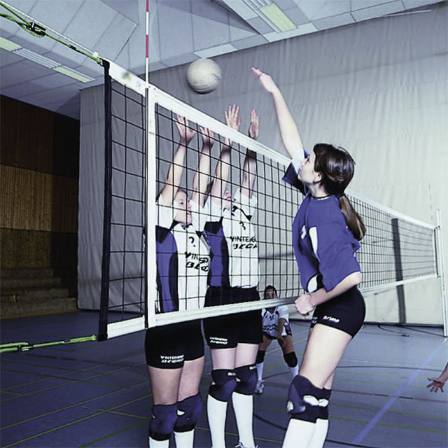 Volleyball-Turniernetz DVV II