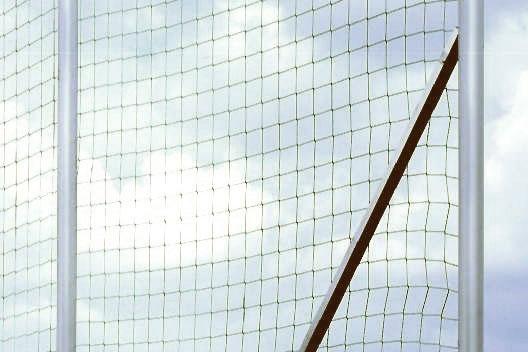Schrägstütze für Ballfangzaun