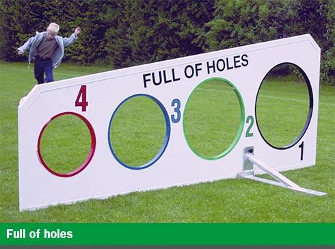 Full of Holes