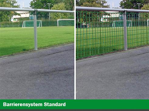 helo Barrierensystem Standard
