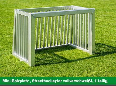 helo Mini-Bolzplatz-Streethockeytor