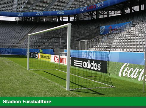 helo Stadion-Fussballtore