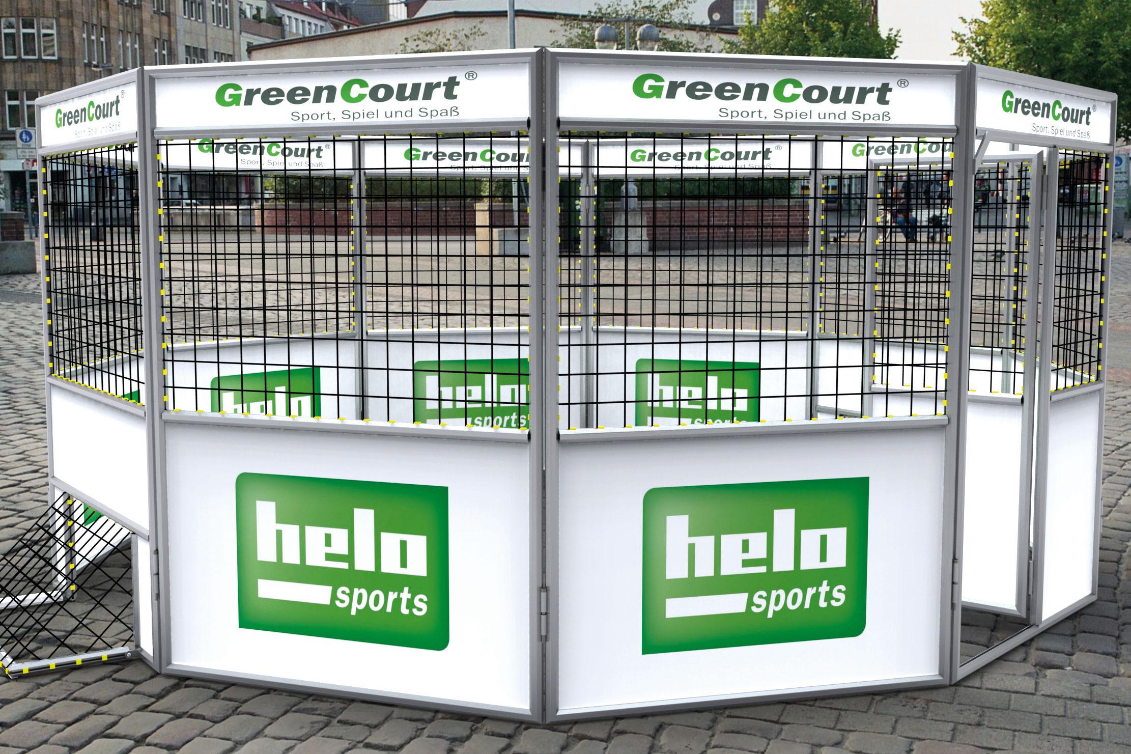 GreenCourt – Arena SoccerCage