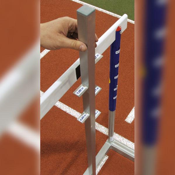Höhenmesser Hürden