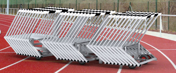 Hürdenwagen koppelbar