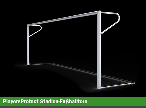 PlayersProtect Fußballtore